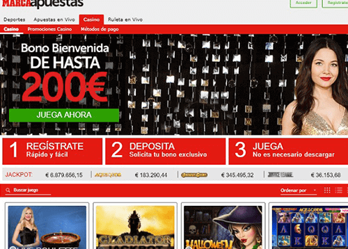 Casinos destacados marca – 28395
