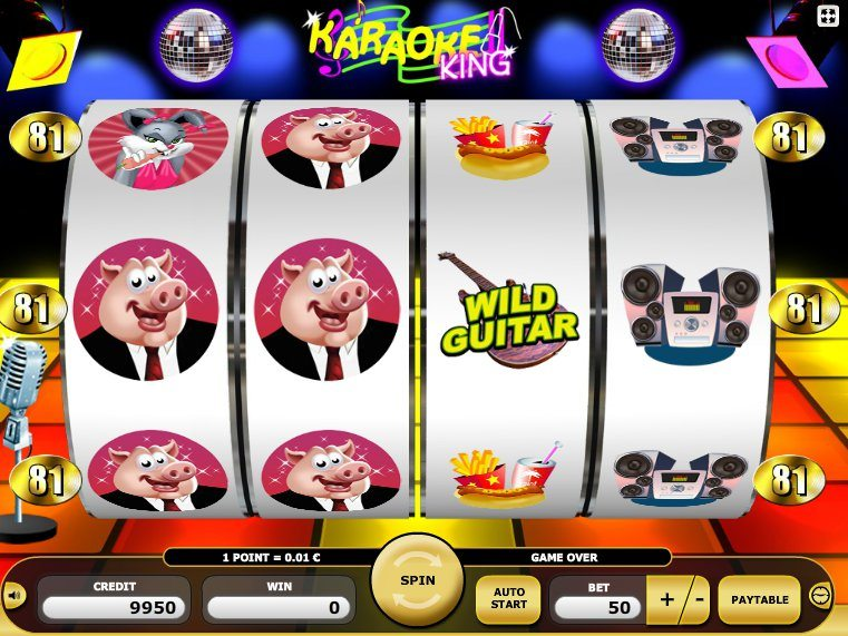 Casino play King Bancario